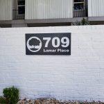 West Detroit Address Signs Lamar Oaks Address Sign 150x150
